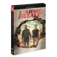 L'arme fatale Saison 3 DVD