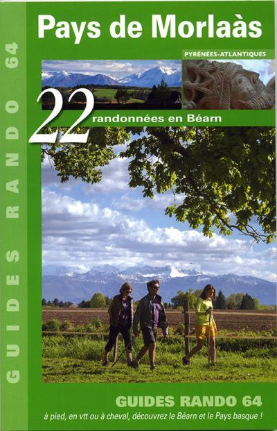 22 randonnées en Béarn