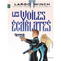 Largo Winch - Les voiles écarlates