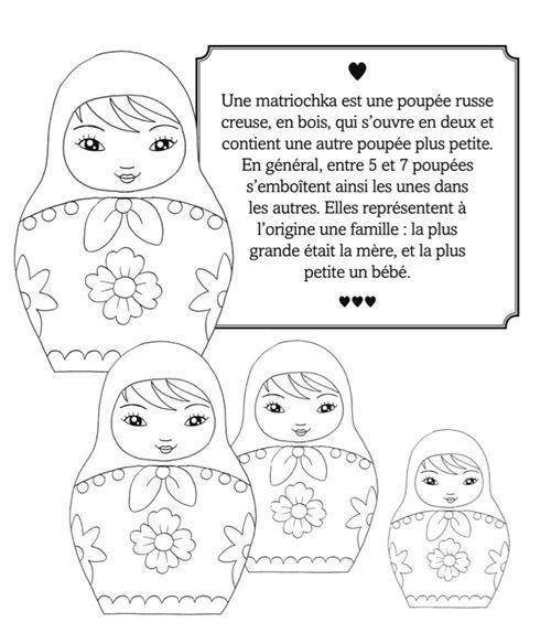 Minimiki Minimiki Ma Pochette Cartes A Gratter Et A Colorier Lena En Russie Nadja Broche Achat Livre Fnac