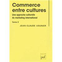 Commerce entre cultures