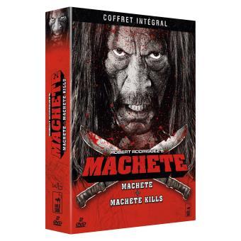 MacheteCoffret Machete Machete Kills DVD