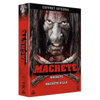 Coffret Machete Machete Kills DVD