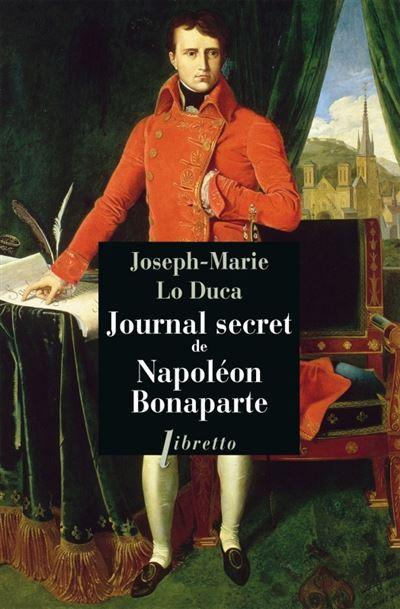 Journal secret de napoleon bonaparte