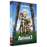 Arthur 3 et la guerre des deux mondes