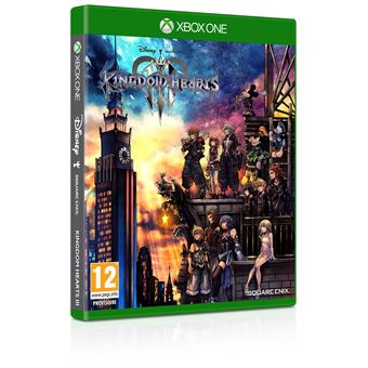 FND KINGDOM HARTS 3 XBOX ONE