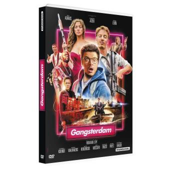 Gangsterdam DVD