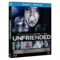 Unfriended Blu-ray