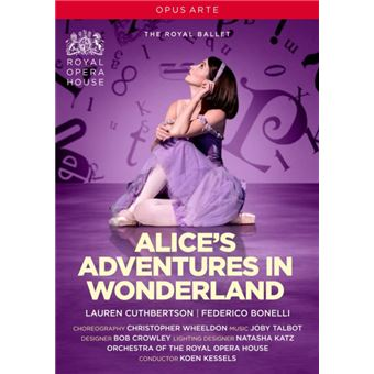 ALICES ADVENTURES IN WONDERLAND/DVD