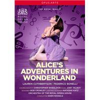 ALICES ADVENTURES IN WONDERLAND/DVD