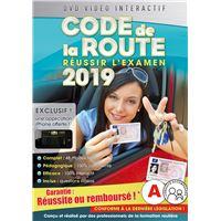 Code de la route 2019 Réussir l'examen officiel DVD