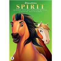 Spirit: Stallion of the cimarron-BIL