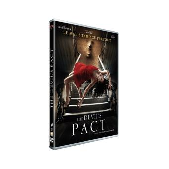 The devil's pact DVD