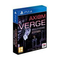 Axiom Verge: Multiverse Edition PS Mix  Vita