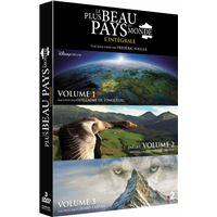 Coffret Le Plus Beau Pays du Monde L'intégrale DVD