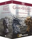 Game of Thrones Intégrale des saisons 1 à 7 Edition spéciale Fnac Blu-ray (Blu-Ray)