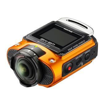 Ricoh WG-M2 Camcorder Orange