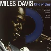 KIND OF BLUE (BLUE VINYL) LP