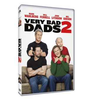 Daddy's HomeVery Bad Dads 2 DVD