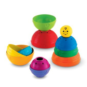 STACK-ROLL CUPS