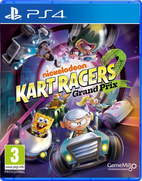 Nickelodeon Kart Racers 2 Grand Prix PS4