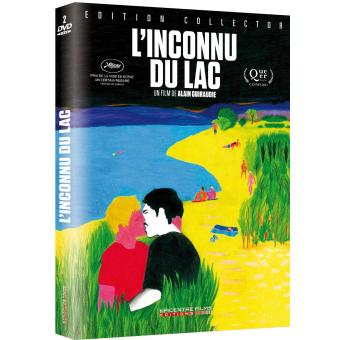 L'inconnu du lac Edition Collector 2 DVD