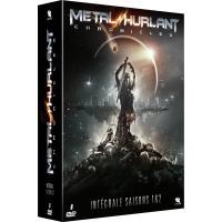 Coffret Metal Hurlant Chronicles Saisons 1 et 2 Edition limitée DVD