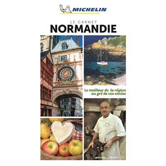 Le Carnet Normandie Michelin