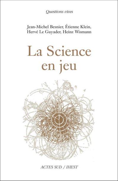 La Science en jeu - 9782330021818 - 14,99 €