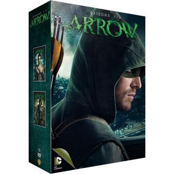 ArrowArrow Saisons 1 et 2 - DVD