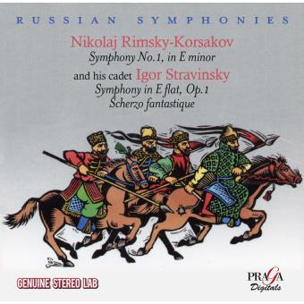 RUSSIAN SYMPHONIES VOL.2