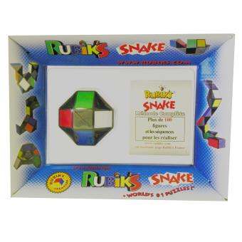 rubik 39 s cube snake casse t te achat prix fnac. Black Bedroom Furniture Sets. Home Design Ideas