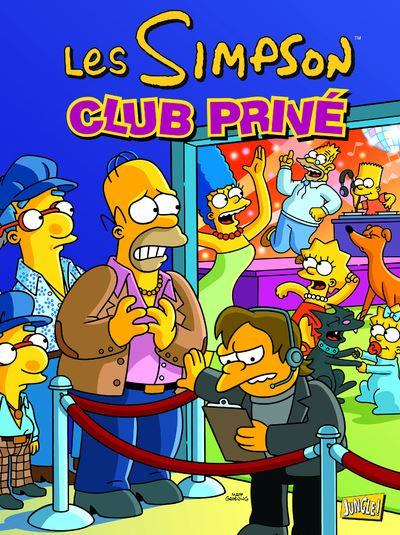Les Simpson - tome 29 Club privé