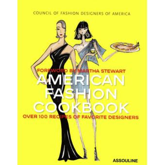 American fashion cook book