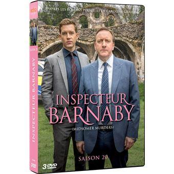 Inspecteur Barnaby Saison 20 DVD - DVD Zone 2 - Achat & prix | fnac