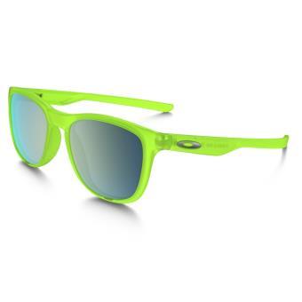 36% sur Lunettes de soleil Oakley Trillbe X Verte - Lunettes ... 749a1eca1212