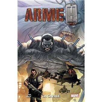 Weapon HArme H T01: La Cavale