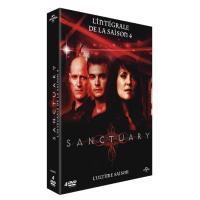 Sanctuary - Coffret intégral de la Saison 4