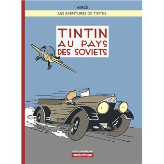 Tintin - Tintin, Version Couleur