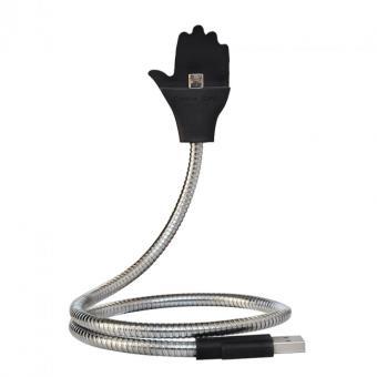 MOXIE FLEXDATA METAL MICRO USB/USB