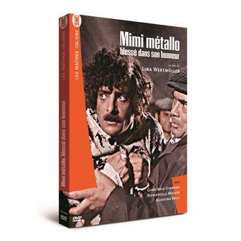 Mimi Métallo blessé dans son honneur DVD