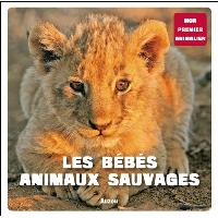 Les bebes animaux sauvages (coll. mon premieranimalier)