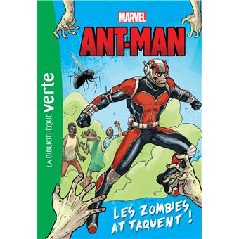 Marvel HeroesAntman, les zombies attaquent