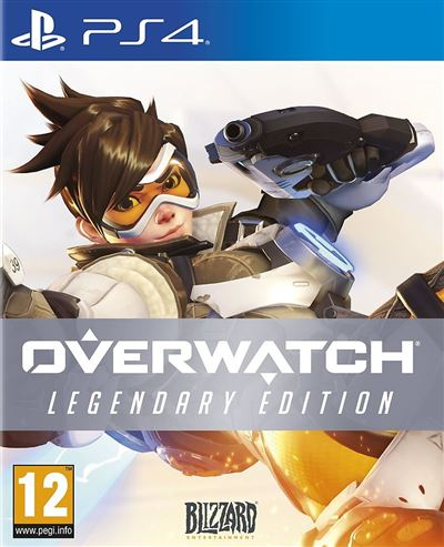 Overwatch Legendary Edition PS4