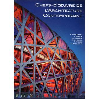 chefs d 39 oeuvre de l 39 architecture contemporaine reli matteo agnoletto francesco boccia. Black Bedroom Furniture Sets. Home Design Ideas
