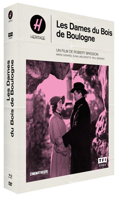 Les Dames Du Bois De Boulogne Combo Blu Ray Dvd Robert Bresson