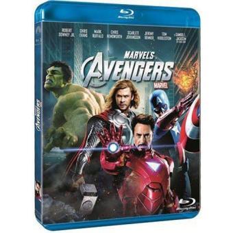 AvengersAvengers Blu-Ray