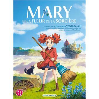 Mary et la fleur de la sorcièreMary et la fleur de la sorcière