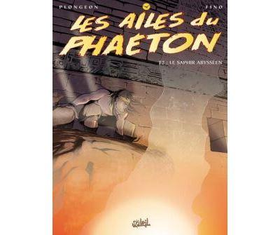 Les Ailes du Phaeton * Tome 7 - Le Saphir Abysséen