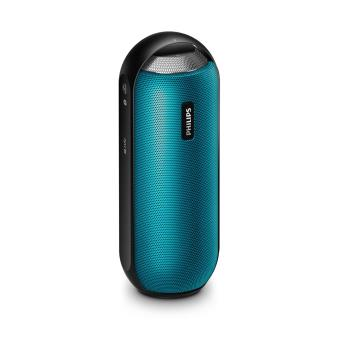 enceinte philips bt6000 blue bluetooth mini enceinte achat prix fnac. Black Bedroom Furniture Sets. Home Design Ideas